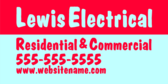 Lewis Electrical Residential & Commercial