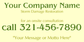 Strom Damage Restoration