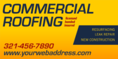Commercial Roofing Resurfacing
