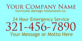 Hurricane Disaster Restoration