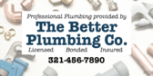 Professional Plumbing Provided By
