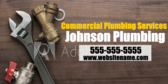 Commercial Plumbing Services Contact