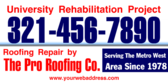 Roofing Repair Contact Us