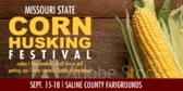 Corn Husking Festival