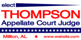 Elect Appelete Court Judge with Website
