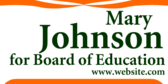 Board of Education with Website