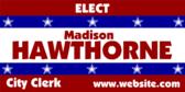 Elect City Clerk