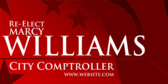 Re-Elect The Comptroller