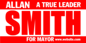 A True Leader for Mayor