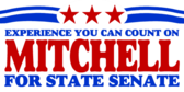 Experience You Can Count On for State Senate