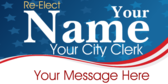 Re-Elect Your City Clerk