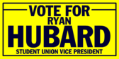 Vote For Student Union Vice President
