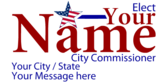 Elect Your City Commissioner