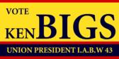 Vote Union President