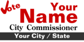 Political City Commissioner