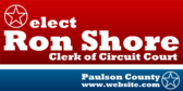 Elect Clerk for County Circuit Court