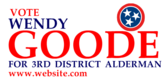 Vote 3rd District Alderman