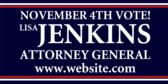 November 4th Vote! Attorney General