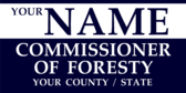Your Name Commissioner of Forestry