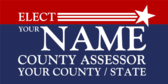 Elect Your Name County Assessor