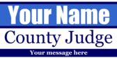 Political County Judge