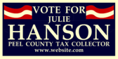 Vote For County Tax Collector