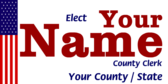 Vote for Your County Clerk
