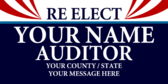 Re Elect Your Name Auditor