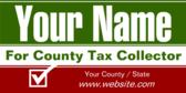 County Tax Collector