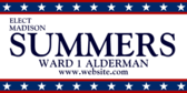 Elect Alderman