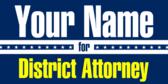 District Attorney Officer
