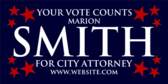 Your Vote Counts For City Attorney