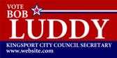 Vote City Council Secretary