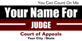 Judge Court Of Appeals