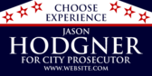Choose Experience For City Prosecutor