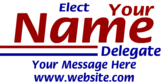 Elect Your Delegate