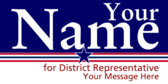 Elect District Representative