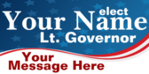 Elect Your Lt Governor