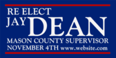 Re-Elect County Supervisor
