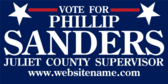 Vote For County Supervisor