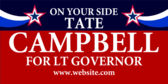 On Your Side For Lt Governor
