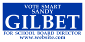 Vote Smart For School Board Director