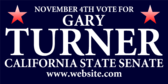 November 4th Vote for State Senate