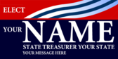 Elect Your Name State Treasurer Info