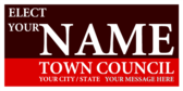 Elect Your Name Town Council