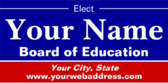 Elect Board Of Education