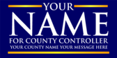 Your Name for County Controller