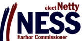 Elect for Harbor Commissioner