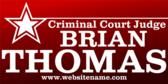 Criminal Court Judge