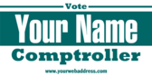 Comptroller Vote